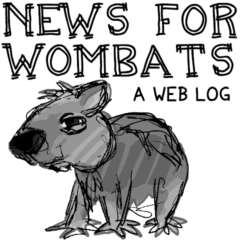 News For Wombats