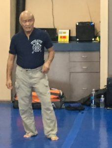 Guro Dan Inosanto in Syracuse 23oct2016