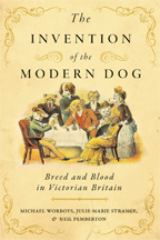 cover of The Invention of the Modern Dog
